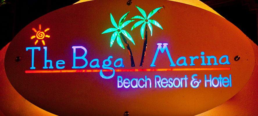 marina beach resort goa
